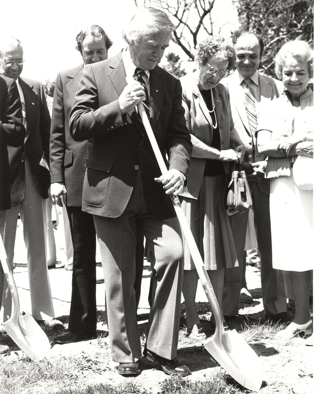 Reardon_Ground Breaking for Reardon Auditorium 1982.jpg