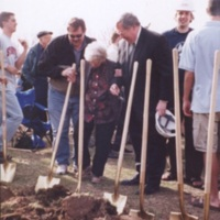 Kardatzke Wellness Center Groundbreaking Ceremony