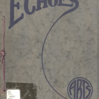 Cover of First Echo