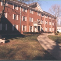 Myers Hall Eastern View
