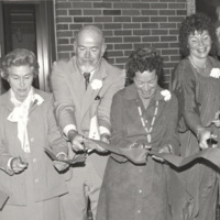 Ribbon cutting at Wilson Galleries in Krannert Fine Arts Building--April 1979.jpg