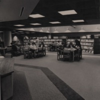 Nicholson Library Periodicals Section