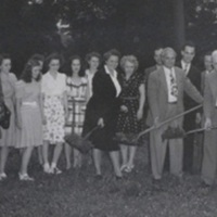 Morrison Hall Groundbreaking Ceremony