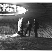 Warner Auditorium Completed Dome
