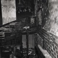 Anderson College Music Hall Fire Damage