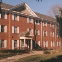 Myers Hall Front