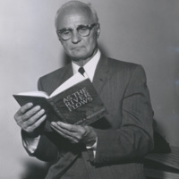 Morrison with his autobiography