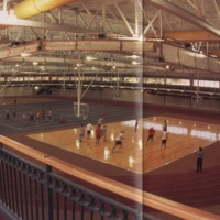 Kardatzke Wellness Center Fieldhouse