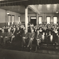 Old Main Chapel with President Morrison--1930's.jpg